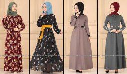 Modaselvim Büyük Beden Elbise Modelleri 4 [ 2020 Yaz ] | Tesettür Elbise - Plus Size Dresses