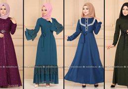 Modaselvim Büyük Beden Elbise Modelleri 5 [ 2020 Yaz ] | Tesettür Elbise - Plus Size Dresses