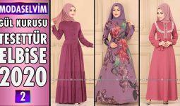 Modaselvim Gül Kurusu Elbise Modelleri 2020 [ 2 ] | Moda Selvim Elbise Modelleri