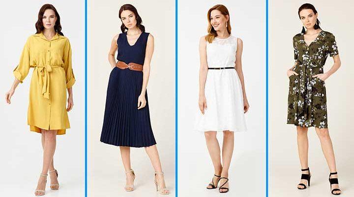 Ekol Yeni Sezon Elbise Modelleri ve Fiyatları 2 (2020) | Ekol Online Elbise | Dress to