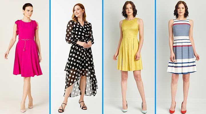 Ekol Yeni Sezon Elbise Modelleri ve Fiyatları 3 (2020)   Ekol Online Elbise   Dress to
