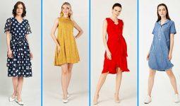 Ekol Yeni Sezon Elbise Modelleri ve Fiyatları 4 (2020) | Ekol Online Elbise | Dress to