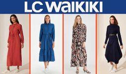 LC Waikiki 2020 Sonbahar Elbise Modelleri ve FİYATLARI [ 1 ] | Lc Waikiki Yeni Sezon - Sonbahar Kış