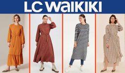 LC Waikiki 2020 Sonbahar Elbise Modelleri ve FİYATLARI [ 2 ] | Lc Waikiki Yeni Sezon - Sonbahar Kış