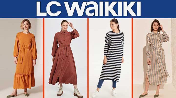 LC Waikiki 2020 Sonbahar Elbise Modelleri ve FİYATLARI [ 2 ]   Lc Waikiki Yeni Sezon - Sonbahar Kış