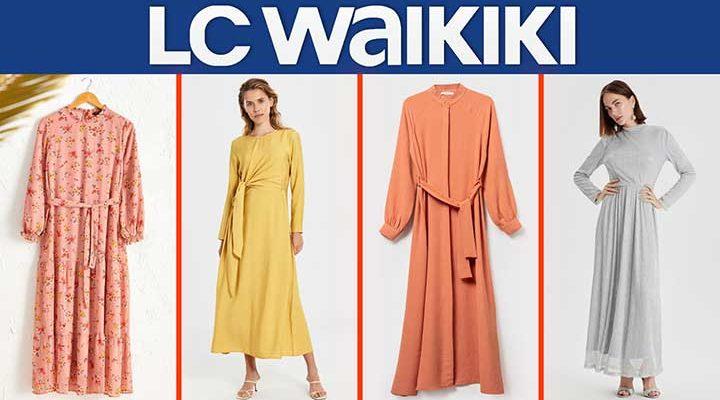 LC Waikiki 2020 Sonbahar Elbise Modelleri ve FİYATLARI [ 4 ] | Lc Waikiki Yeni Sezon - Sonbahar Kış