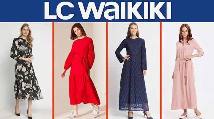 LC Waikiki 2020 Sonbahar Elbise Modelleri ve FİYATLARI [ 5 ] | Lc Waikiki Yeni Sezon - Sonbahar Kış