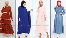 2021 Günlük Tesettür Elbise Modelleri 2 ( Modanisa Günlük Elbise Modelleri 2021)