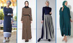 2021 Günlük Tesettür Elbise Modelleri 3 ( Modanisa Günlük Elbise Modelleri 2021)