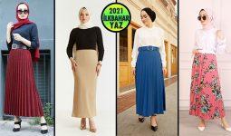 ModaSena Etek Modelleri 2021 (İlkbahar Yaz) 1/3 | Skirts - Rock - Jupe - تنورة