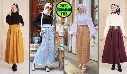 ModaSena Etek Modelleri 2021 (İlkbahar Yaz) 2/3 | Skirts - Rock - Jupe - تنورة