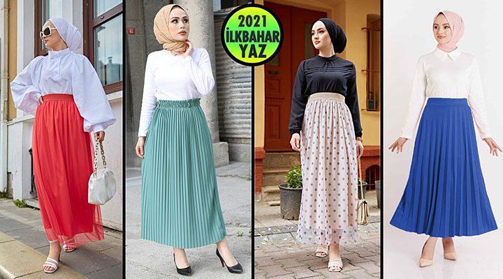 ModaSena Etek Modelleri 2021 (İlkbahar Yaz) 3/3 | Skirts - Rock - Jupe - تنورة