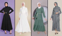 Alvina Tesettür Elbise Modelleri 2021 İlkbahar & Yaz [3]