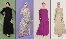 Alvina Günlük Tesettür Elbise Modelleri 10 (2021 İlkbahar & Yaz) | Trend Tesettür Elbise Modelleri