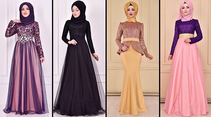 2021 ModaMerve Tesettür Abiye Modelleri 11 | Hijab Abendkleid - Evening Dress of 2021 Summer