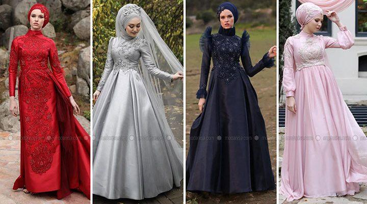 Modanisa My Dreams Collection Tesettür Abiye Elbise Modelleri   Wedding Guest Dresses of 2021