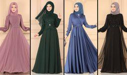 ModaSelvim Büyük Beden Tesettür Abiye Elbise Modelleri 1 (2021) | Evening Dress - Abendkleid