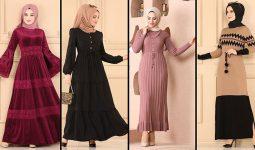 2021 Sonbahar ModaSelvim Günlük Tesettür Elbise Modelleri 3 | Fall Outfits