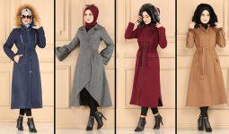 2022 Kış Modaselvim Tesettür Kaban Modelleri 2 | Women's Coats - Women Coat Models - Women Outerwear